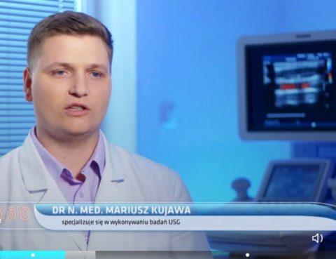Diagnoson, wywiad w TVN